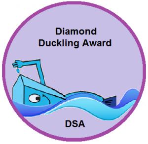 Diamond Duckling Award
