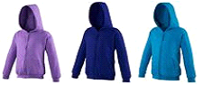Swim Shop Zip Hoodys