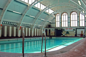 Country: United Kingdom Site: Moseley Road Baths  Caption: Second Class Pool Image Date: April 20, 2007 Photographer: Vivienne Harrison/World Monuments Fund Provenance: 2016 Watch Nomination Original: from Watch team